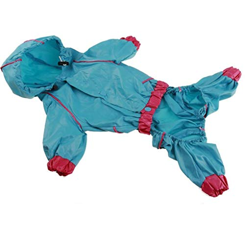 Pet Cat Dog Waterproof Raincoats Windproof Windbreaker Casual for Summer Costume Soft Vest Leisure Comfort