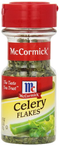 McCormick Celery Flakes, 0.5 oz (Pack of 6)