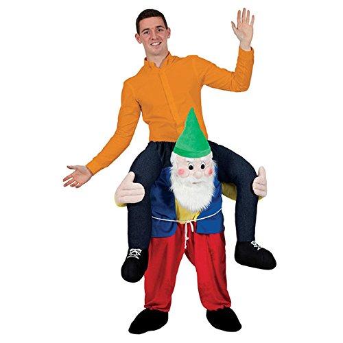 [Carry Mascot Me Bavarian Beer Guy Ride On Oktoberfest Mascot New Fancy Dress Costume Ride on Costume Animal Funny Fancy Dress Pants (Bearded)] (Guys Fancy Dress)
