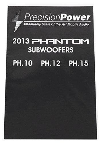 (2) Precision Power PH.15 PHANTOM 15'' 900 Watt RMS Car Subwoofers DVC 2-Ohm Subs by Precision Power (Image #6)