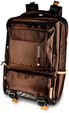 Kross Elegance Ke-Bpm20 Mochila Notebook Comfort 15.6″, Marrom