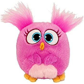 Angry Birds Movie Pink Hatchling Plush, 5