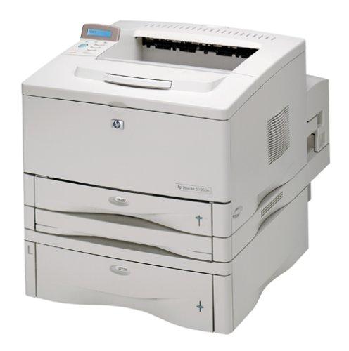 amazon com hp laserjet 5100dtn monochrome printer electronics rh amazon com hp 510 printer manual hp laserjet 5100 printer driver