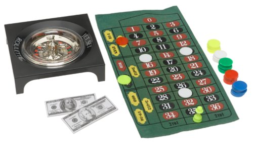 Club Roulette (Jet Set Casino Roulette: create your own Las Vegas at home! by Toysmith)