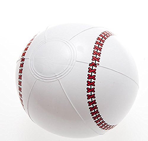 Inflatable Baseballs 1 Pack