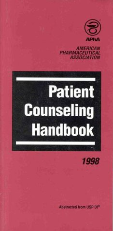 Patient Counseling Handbook 1998