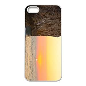 The Peace World Hight Quality Plastic Case for Iphone 5s