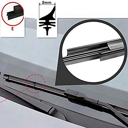 Limpiaparabrisas de repuesto para Ford Fiesta Flex Focus Lobo ...