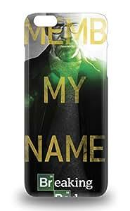 Premium Tpu American Breaking Bad Drama Crime Thriller Western Cover Skin For Iphone 6 Plus