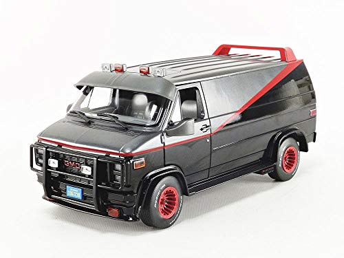 Used, Greenlight 1/18 Hollywood The A-Team 1983-87 TV Series for sale  Delivered anywhere in USA