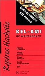 Bel-Ami de Maupassant : étude l'oeuvre