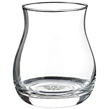Wine Enthusiast Set of 4 Glencairn Wide Bowl Whisky Glasses