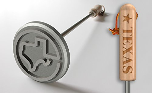 Texas Longhorns Branding Iron Grill Accessories ()