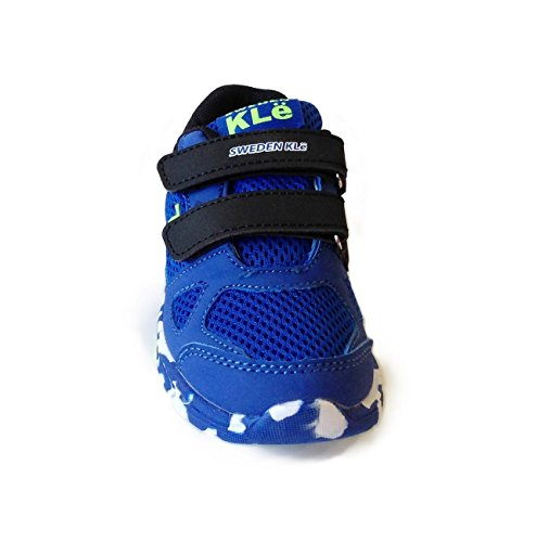 Deportivo niño Azul Sweden Kle Flex-Lite
