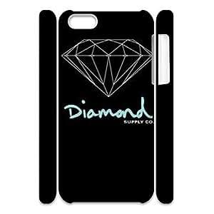 Diamond DIY 3D Case for Iphone 5C, 3D Custom Diamond Case
