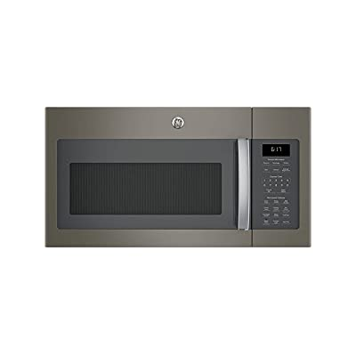 Click for GE 1.7 Cu. Ft. Slate Over-The-Range Microwave Oven