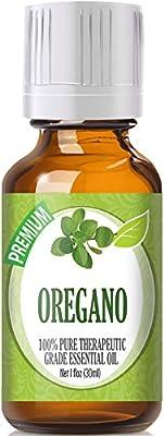Oregano 100% Pure, Best Therapeutic Grade Essential Oil
