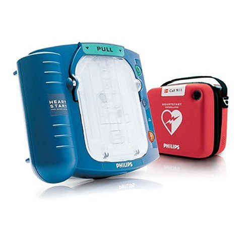 (Philips HeartStart Home AED Defibrillator with Slim Carry Case)