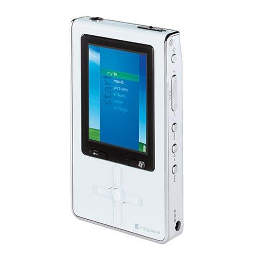Toshiba MES30VW Gigabeat 30 GB Portable Media Player (White) 30 Gb Portable Media Center