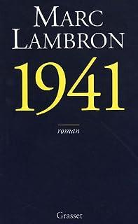 1941 : roman, Lambron, Marc