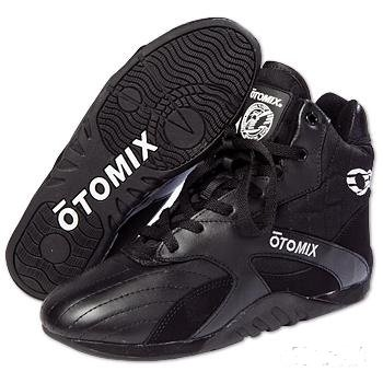 Otomix Power Trainer - Black size 11.5