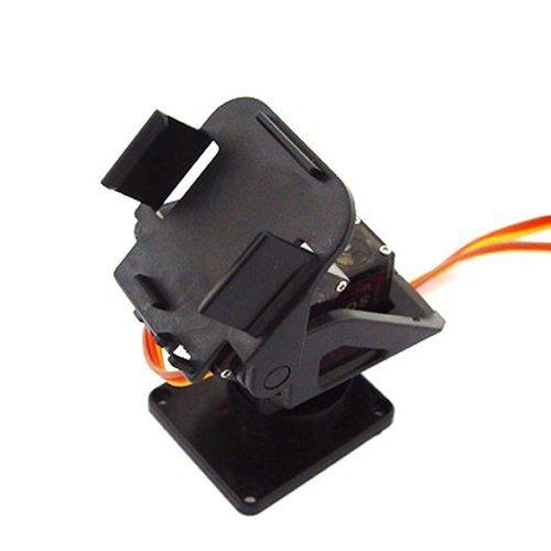 PT Pan/Tilt Camera Platform Anti-Vibration Camera Mount RC FPV 9g 12g servo (Mount Kit Servo)
