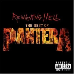 Pantera - Reinventing Hell: Best of (Dvd + Cd) (Reinventing Hell The Best Of Pantera)