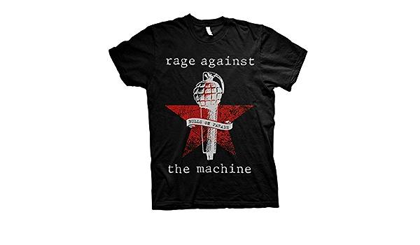 """Rage Against The Machine Bulls on parade MIC /""""T-shirt-NOUVEAU /& OFFICIEL!"""