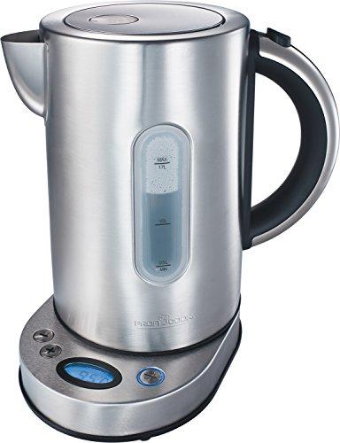 Proficook wks 1013 hervidor de agua el ctrico capacidad - Hervidor de agua electrico ...