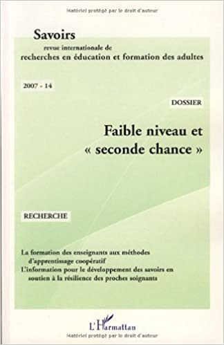 Faible Niveau et Seconde Chance (French Edition)