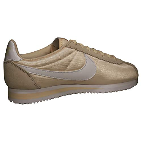 Cortez Competition Nike WMNS Classic Women's Guava Multicolour White 803 Running Nylon Shoes Ice tpTqa6T