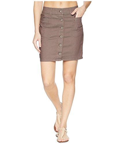prAna Kara Skirt, Volcanic Plum, - Denim Plums Skirt