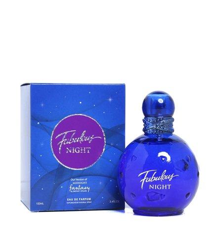 (FABULOUS NIGHT (IMPRESSION OF MIDNIGHT FANTASY) 3.4 OZ EDP)