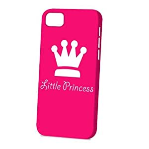 TYHde Case Fun Apple iPhone 4/4s Case - Vogue Version - 3D Full Wrap - Pink Little Princess ending