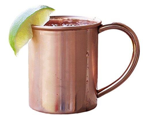 Copper Mug for Moscow Mules -