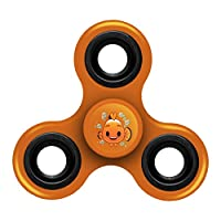 "FOCO Disney Pixar Diztracto Spinnerz Three Way Set-Nemo Spinner Toy, Orange, 3"" x 2.75"""