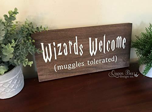 CELYCASY Cartel de Bienvenida de los Asistentes, Harry ...