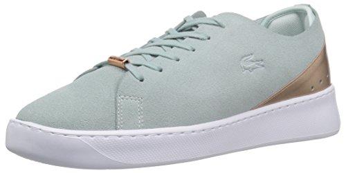 Lacoste Vrouwen Eyyla Sneaker Licht Blauw / Natuur