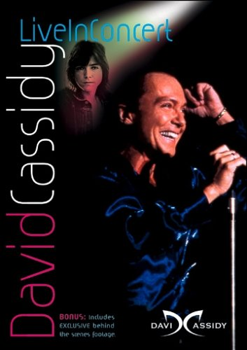 David Cassidy - Live in Concert by IMAGE ENT.