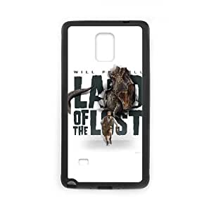 land of lost Samsung Galaxy Note 4 Cell Phone Case Black Custom Made pp7gy_3331123