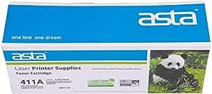 Asta Compatible Toner Cartridge For Hp-ce411a 305a, Cyan [hp-ce411a(305a)]