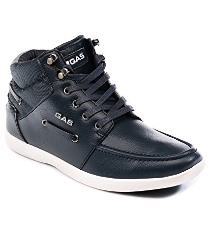 Gas Men's Paddle-001 Navy Blue sneakers