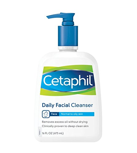 Cetaphil Daily Facial Cleanser Wash...