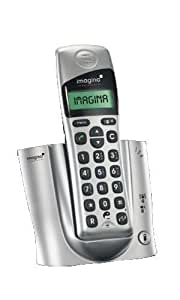 Imagina M101144 - Telefono sin hilos dect con identificador p-432