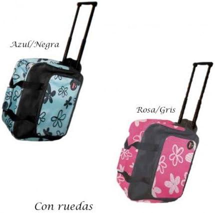 Maleta Trolley para máquina de coser Azul/negro: Amazon.es: Hogar