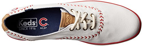 Keds Women's Champion MLB Pennant Baseball Fashion Sneaker Chicago Cubs shop for sale online buy cheap sast sale 2014 clearance online amazon discount wide range of ciBWR