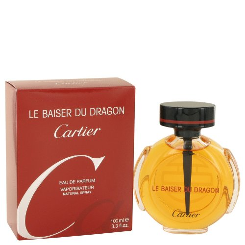 Le Baiser Du Dragon by Cartier Women's Eau De Parfum Spray 3.3 oz - 100% Authentic