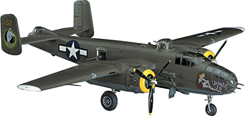 Hasegawa 1:72 Scale North American B-25J Mitchell Model Kit