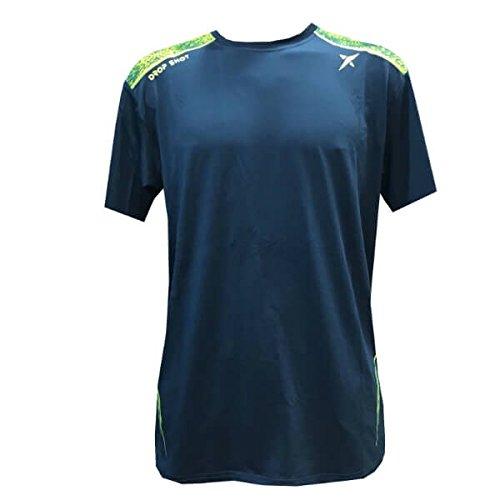 DROP SHOT Silex Camiseta Técnica de Tenis, Hombre: Amazon.es ...