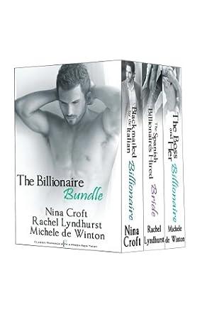 book cover of The Billionaire Bundle